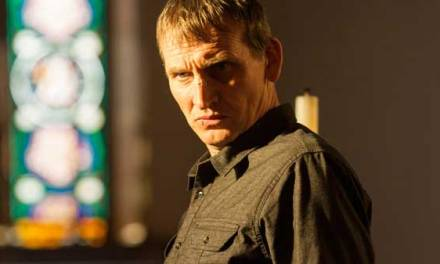 Christopher Eccleston parle The Leftovers et bien d'autres choses