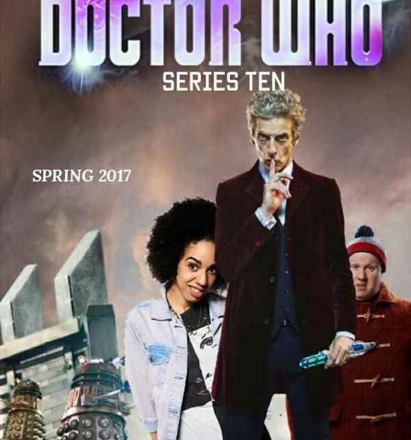 peter capaldi - Doctor Who saison 10 : retour à la source doctor who series 10