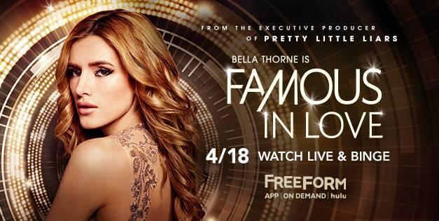 Famous In Love : Ooh Bella, ooh Bella
