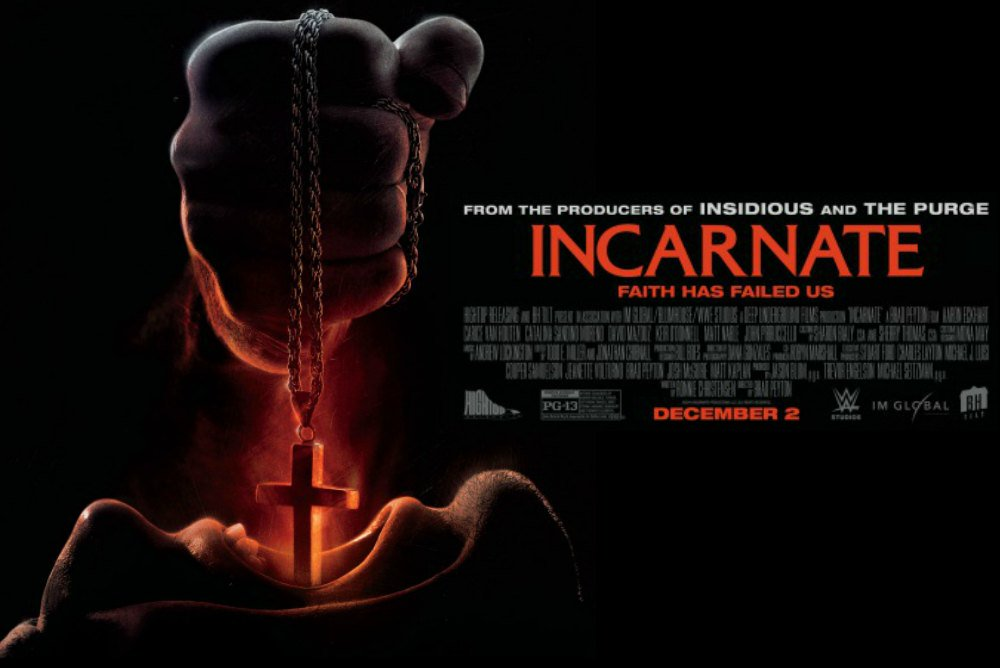 Concours : gagnez Incarnate en Blu-Ray !