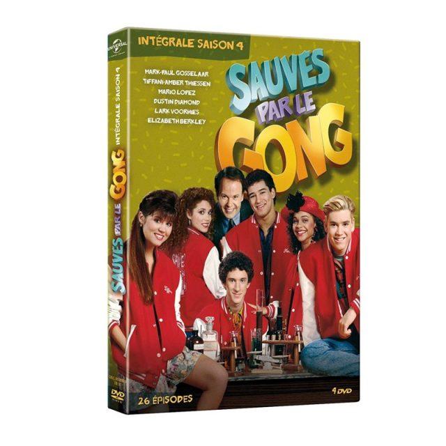 sauvés par le gong - Sauvés par le Gong : les années lycée et le mariage en test DVD