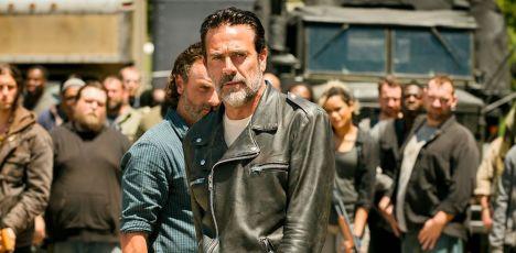 bilan - The Walking Dead saison 7, a Negan story : bilan (spoilers !) walkin dead negan 2 7