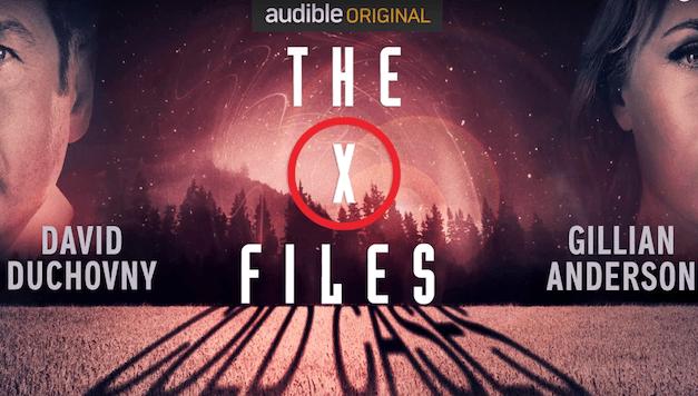 X-Files : les épisodes audios en version française chez Audible !