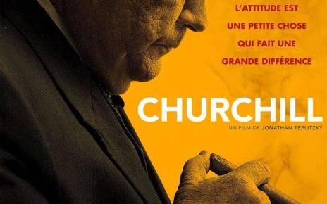 biopic - Churchill : dans l'intimité de la guerre