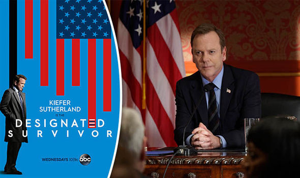 Designated Survivor : The United States VS the world