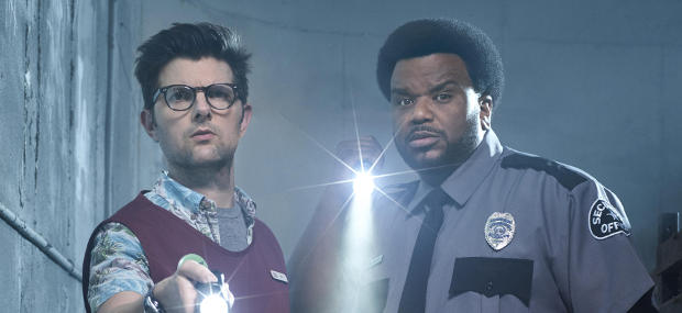 ghosted - Ghosted, The Resident, The Orville : les nouvelles séries de FOX Ghosted 620 03