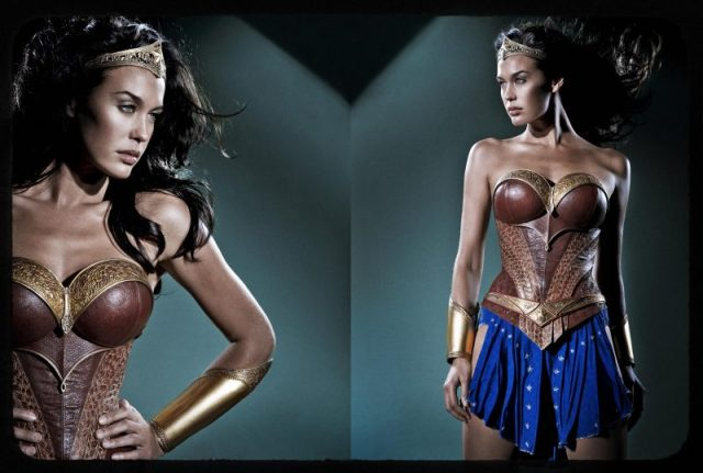 justice league mortal - Justice League Mortal : photos inédites du cast Justice League Mortal Wonder Woman