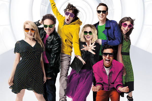 2007-2017 : The Big Bang Theory