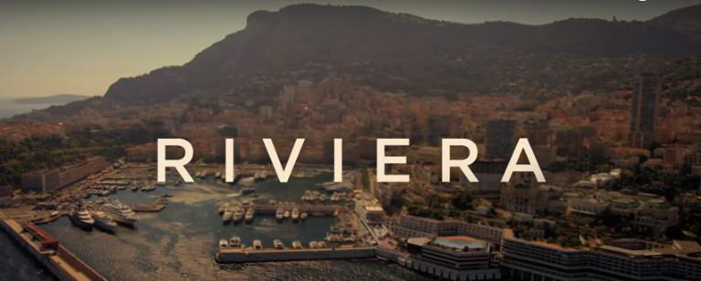 Adrian Lester - RIVIERA (SFR play) : jolie mise en bouche