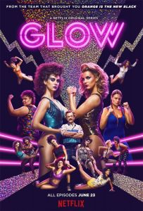 glow_saison1_netflix_affiche