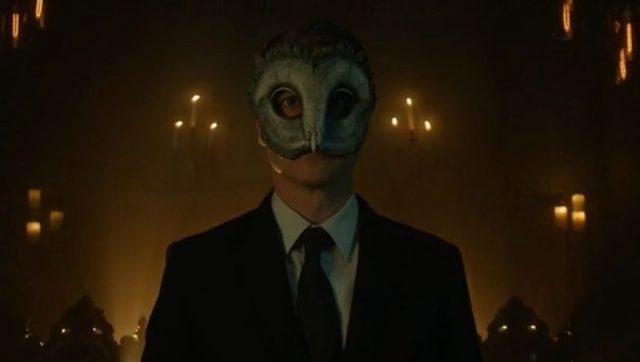 batman - Gotham : Identity Crisis Gotham S03E17 The Primal Riddle Jim Gordon Mask