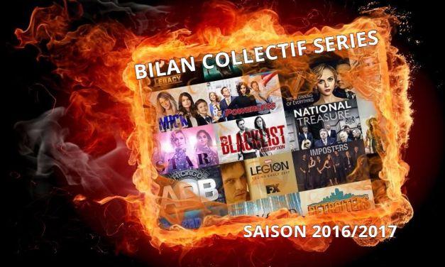 Bilan Collectif de la Saison Séries 2016/2017