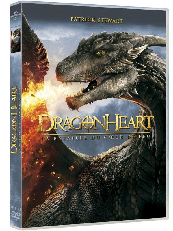hollywood - Les prochaines suites ciné : Halloween 2018 sera donc bien une suite DVD DragonHeart4