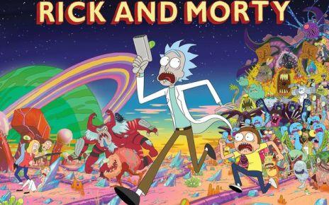 rick and morty saison 3