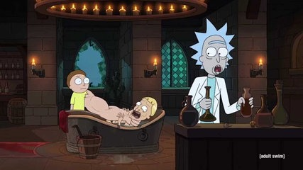 rick and morty saison 3