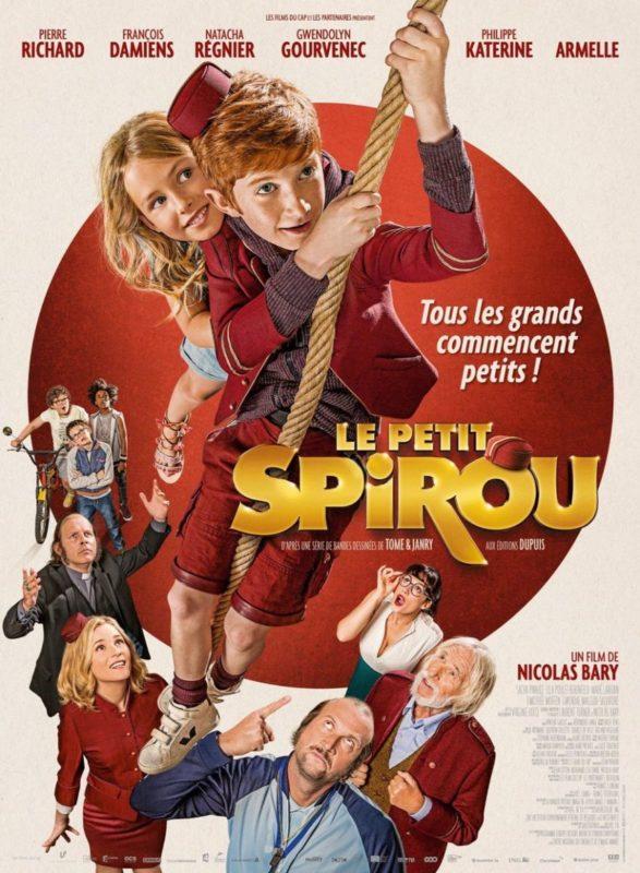 le petit spirou - Le Petit Spirou : bande-annonce du film petit spirou film