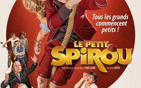 le petit spirou - Le Petit Spirou : bande-annonce du film