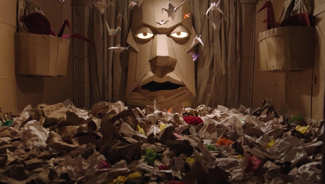 Hors Salles - Dave Made A Maze : entre Community et Michel Gondry