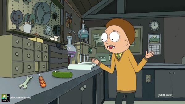 Rick And Morty saison 3 épisode 3 : à vomir... de génie !
