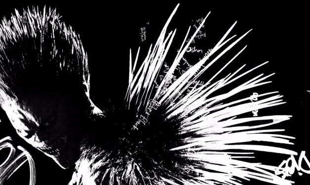 Death Note : faut-il aussi y inscrire le nom d'Adam Wingard ?