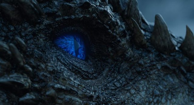 game of thrones - Game of Thrones : l'oeuvre des dieux, la part du diable viserion eye game of thrones season 7 ep6 700x380