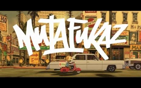 étrange festival - Etrange Festival : Mutafukaz et palmarès ! mutafukaz