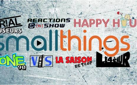 podcast - Serial Causeurs saison 4, VHS, Zone90, podcasts : bilan et nouveaux projets pour Smallthings smallthings serialcauseurs podcast series tv
