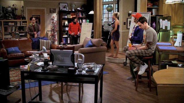 CBS - 2007-2017 : The Big Bang Theory the big bang theory 3