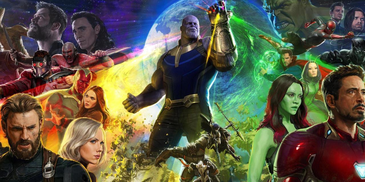 Avengers Infinity War : le trailer