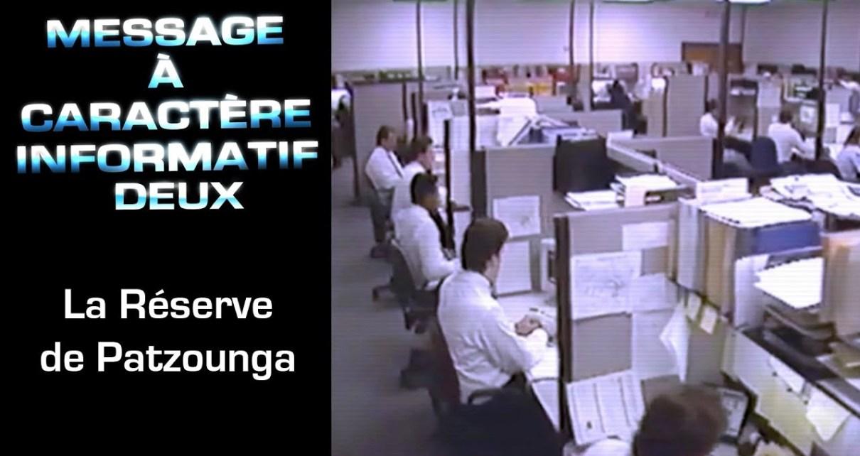 les messages à caractère informatif - Les Messages à Caractère Informatif sont de retour Messages à Caractère Informatif