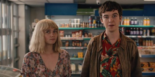 the end of fucking world - The End of the F***ing World : fuite en avant end of the f world critique