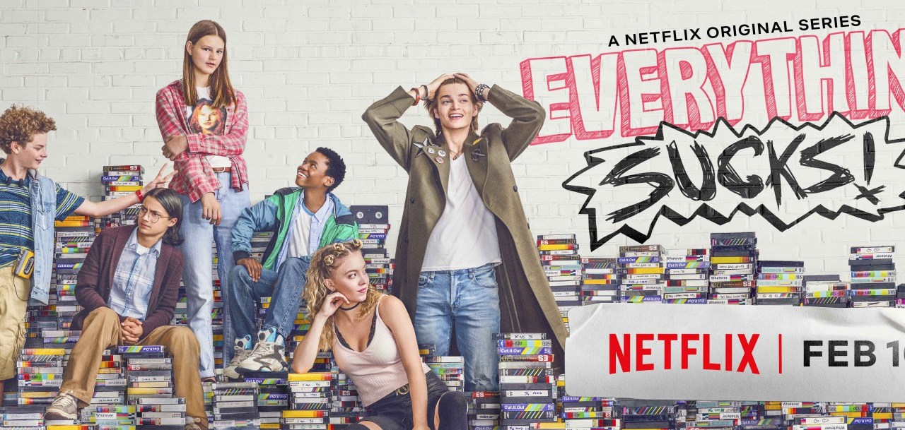Everything Sucks! la nouvelle série de Netflix très 90s