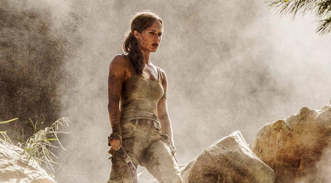 Alicia Vikander - Tomb Raider : connaître son monde D37EB32B 05A0 44AF B3FF BF90F456E112