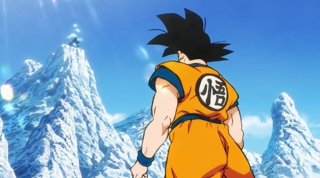 Dragon Ball Super : teaser du film à venir