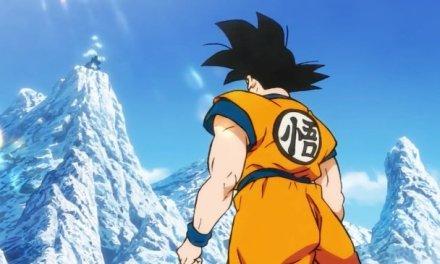 Dragon Ball Super : teaser du film à venir