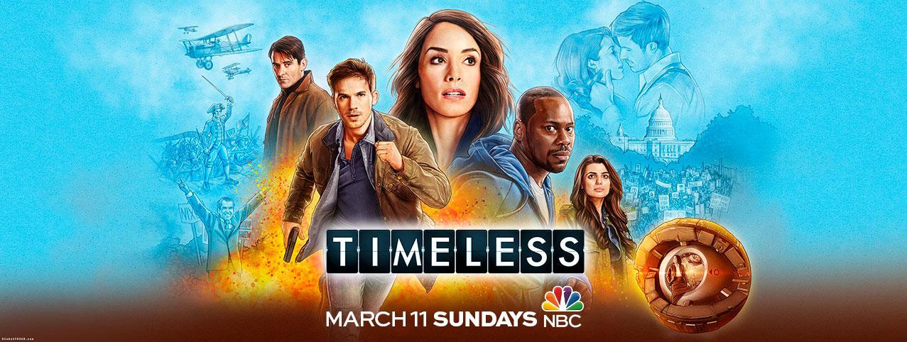 Timeless : un épisode de conclusion !