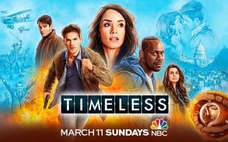 timeless - Timeless : un épisode de conclusion !