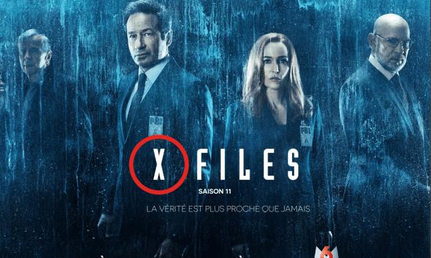 X-Files : la saison 11 dès le 7 avril sur M6