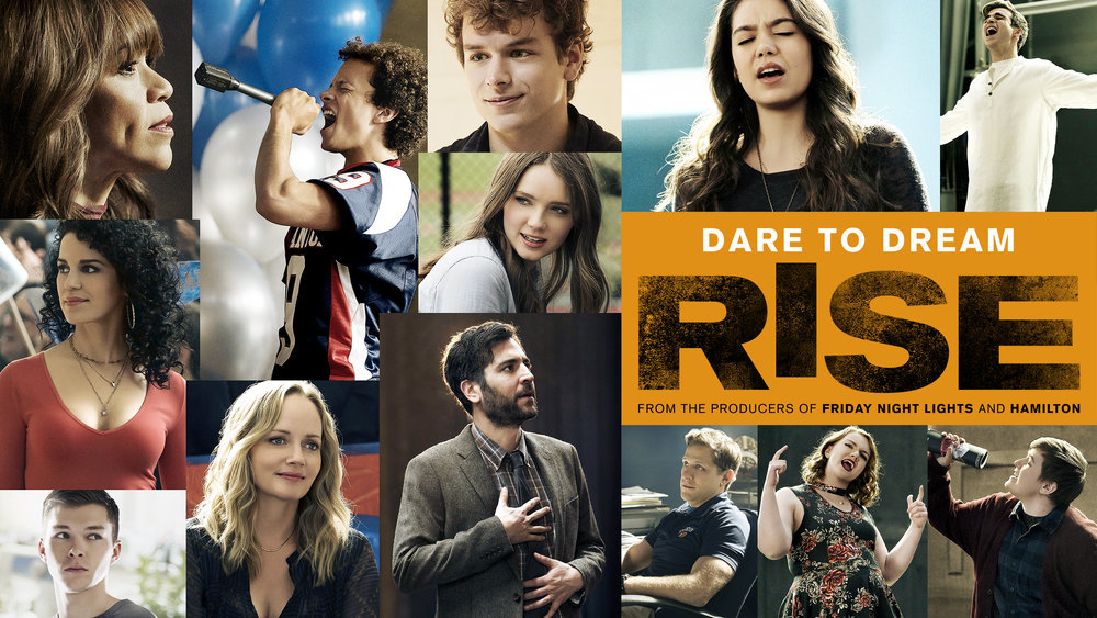 Rise : avait-on besoin d'un nouveau Friday Night Glee ?