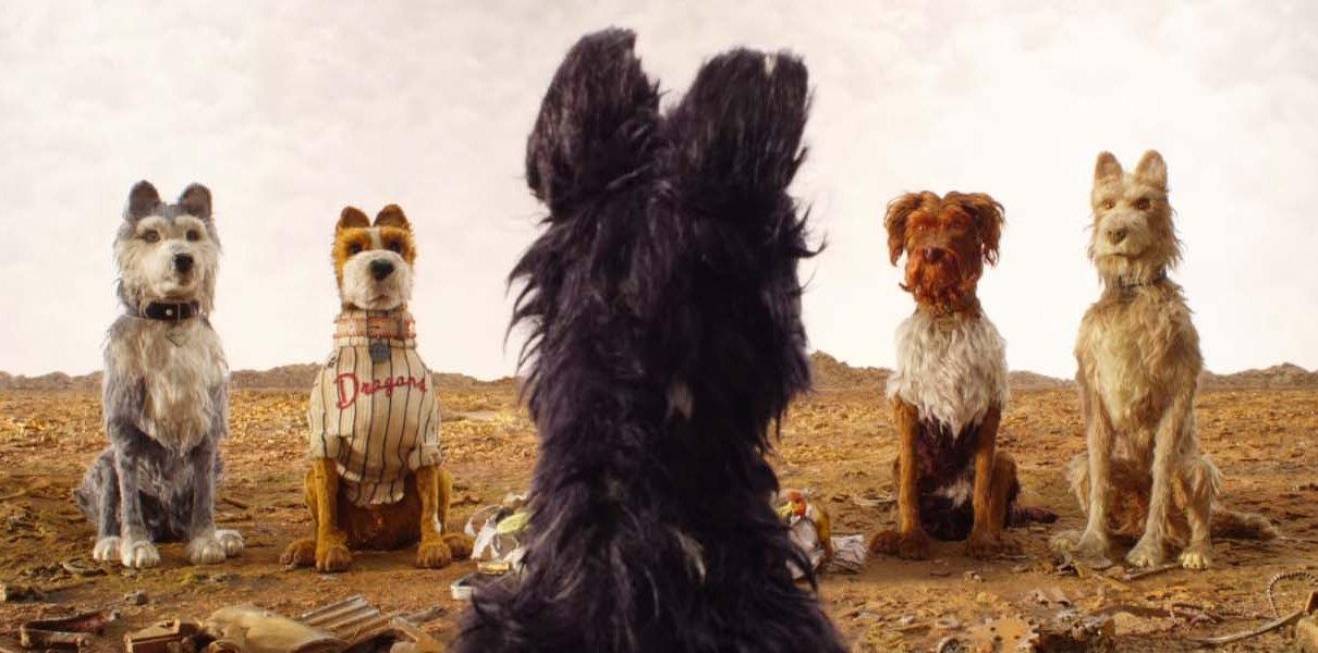 ile aux chiens - L'Île aux chiens : adoption immédiate