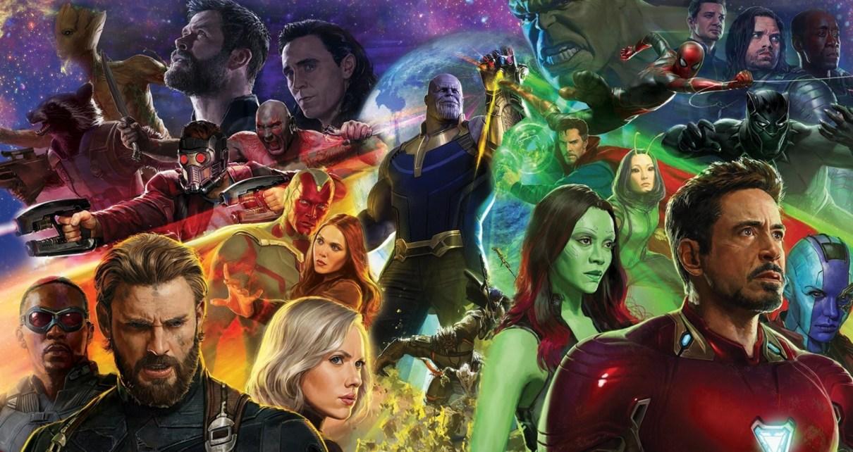 marvel - Avengers Infinity War : nécessairement sectaire 9831BD8F B82D 4A69 8B7F 441669558864