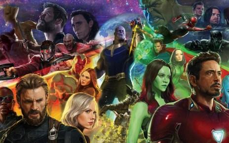 avengers - Avengers Infinity War : nécessairement sectaire 9831BD8F B82D 4A69 8B7F 441669558864