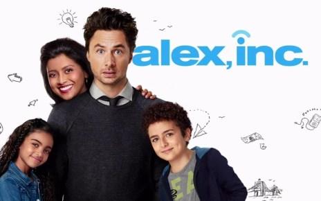 alex inc - Zach Braff revient dans Alex Inc. : pas convaincant alex inc critique