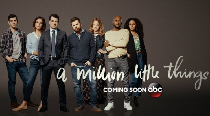 a million little things - A Million Little Things : les héros de Grimm et Psych dans le nouveau This Is Us de ABC a million little things