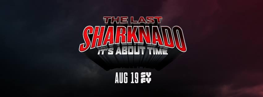sharknado - SHARKNADO 6 : le teaser de l'ultime film sharknado 6
