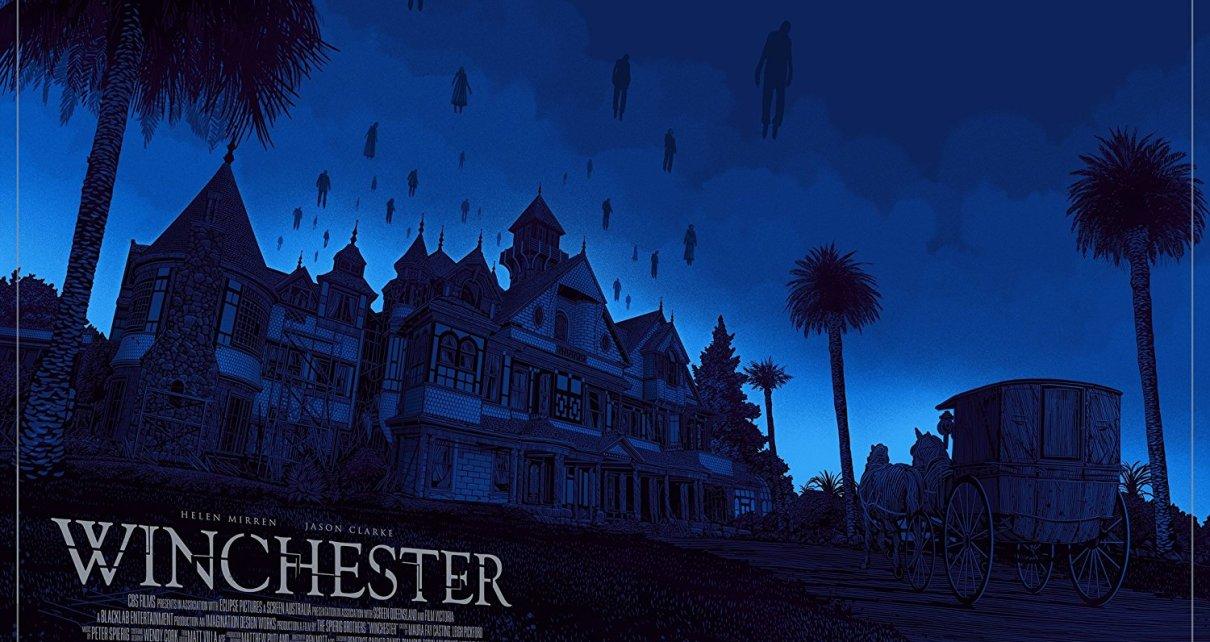 winchester - La Malédiction Winchester : entre deux eaux winchester critique