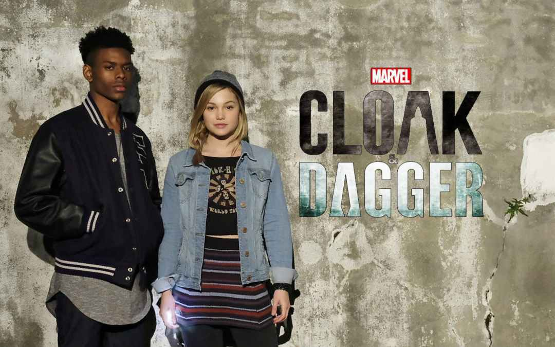 Cloak and Dagger, une série Marvel / Freeform qui intrigue