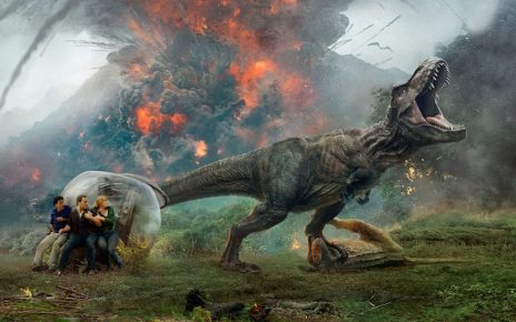 jurassic world critique