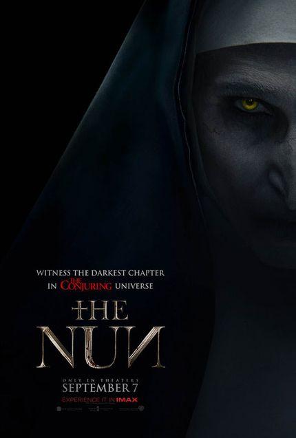 dumbo - La Nonne, le spin-off de Conjuring, et Dumbo se dévoilent the nun photo affiche