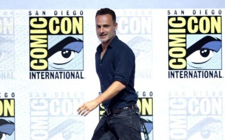 comic con 2018 - Comic-Con : bilan du vendredi avec Dr Horrible, Glass et The Walking Dead... andrew lincoln